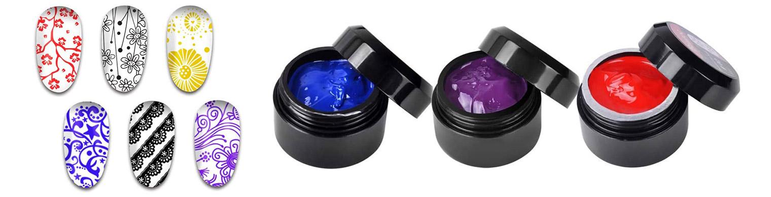 ️ GEL PAINT DE UÑAS: Decora tus uñas con diseños profesionales